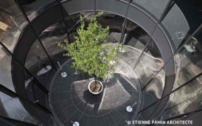 Approche architecturale des constructions bioclimatiques